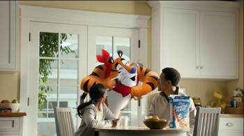 Frosted Flakes TV Spot, 'T-I-G-E-R' - Thumbnail 8