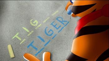 Frosted Flakes TV Spot, 'T-I-G-E-R' - Thumbnail 4