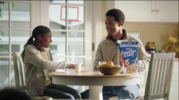 Frosted Flakes TV Spot, 'T-I-G-E-R' - Thumbnail 5