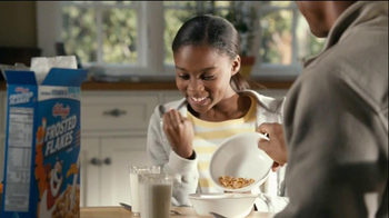 Frosted Flakes TV Spot, 'T-I-G-E-R' - Thumbnail 6