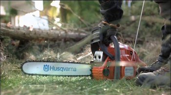 Husqvarna TV Spot For Yard Tools