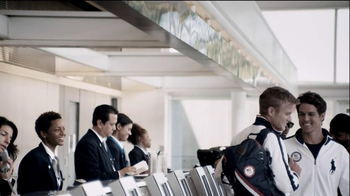 United Airlines TV Spot For USA Olympic Team - Thumbnail 3