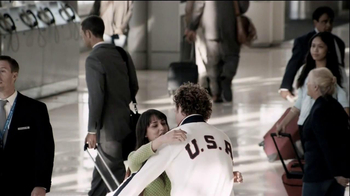 United Airlines TV Spot For USA Olympic Team - Thumbnail 4