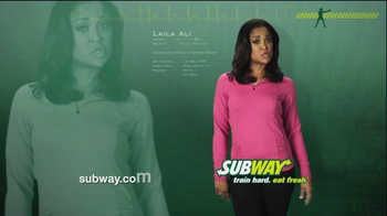 Subway TV Spot For Subway Club Featuring Michael Strahan - Thumbnail 8