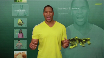 Subway TV Spot For Subway Club Featuring Michael Strahan - Thumbnail 2