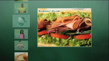 Subway TV Spot For Subway Club Featuring Michael Strahan - Thumbnail 3