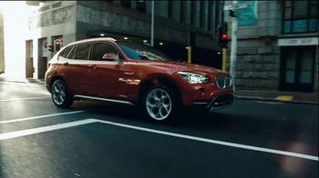 BMW TV Spot For 2013 BMW X1