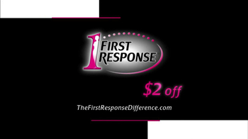 First Response Fertility and Ovulation Tests TV Spot - Thumbnail 10
