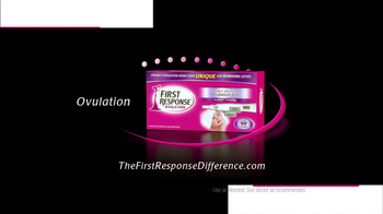 First Response Fertility and Ovulation Tests TV Spot - Thumbnail 7