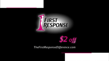 First Response Fertility and Ovulation Tests TV Spot - Thumbnail 8