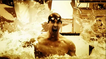 VISA TV Spot For VISA Featuring Morgan Freeman and Michael Phelps - 20 commercial airings