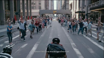 Samsung Galaxy S III TV Spot, 'Torch' Featuring Carmelo Anthony - Thumbnail 4