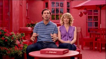 Pizza Hut Garlic Bread Pizza TV Spot, 'Phone' - 44 commercial airings