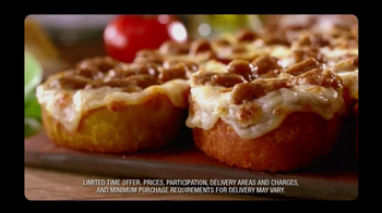 Pizza Hut Garlic Bread Pizza TV Spot, 'Phone' - Thumbnail 9