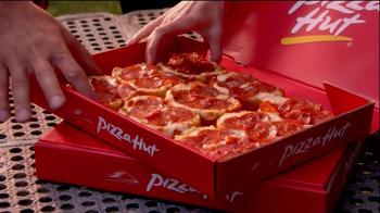 Pizza Hut Garlic Bread Pizza TV Spot, 'Phone' - Thumbnail 3