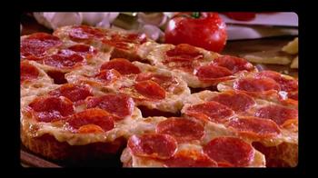 Pizza Hut Garlic Bread Pizza TV Spot, 'Phone' - Thumbnail 7