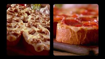 Pizza Hut Garlic Bread Pizza TV Spot, 'Phone' - Thumbnail 8