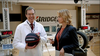 Bridgestone Performance Basketball TV Spot Feat. Tim Duncan and Steve Nash - Thumbnail 2