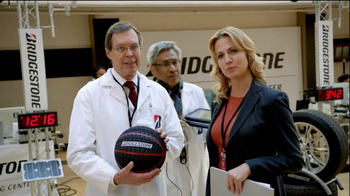 Bridgestone Performance Basketball TV Spot Feat. Tim Duncan and Steve Nash - Thumbnail 3