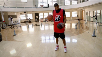 Bridgestone Performance Basketball TV Spot Feat. Tim Duncan and Steve Nash - Thumbnail 6