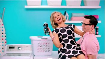 Downy Unstopable Scent Boosters TV Spot, 'New Intern' Featuring Amy Sedaris