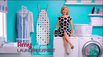 Downy Unstopable Scent Boosters TV Spot, 'New Intern' Featuring Amy Sedaris - Thumbnail 1