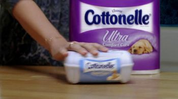 Cottonelle TV Spot For Cottonelle Care Routine Nicknames - Thumbnail 4