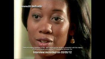 ITT Technical Institute TV Spot For April Testimonial - Thumbnail 4