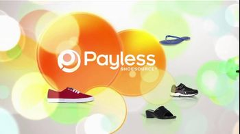 Payless Shoe Source TV Spot For Incredible Value And BOGO - Thumbnail 1