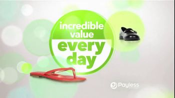 Payless Shoe Source TV Spot For Incredible Value And BOGO - Thumbnail 2