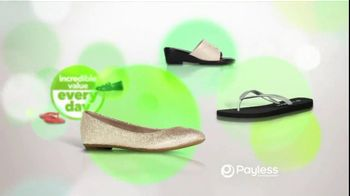 Payless Shoe Source TV Spot For Incredible Value And BOGO - Thumbnail 3