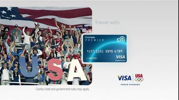 Citi TV Spot For ThankYou Rewards Card Traveling - Thumbnail 9