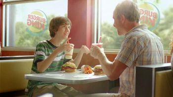 Burger King TV Spot, 'Let's Have A BBQ, Father and Son' - Thumbnail 5