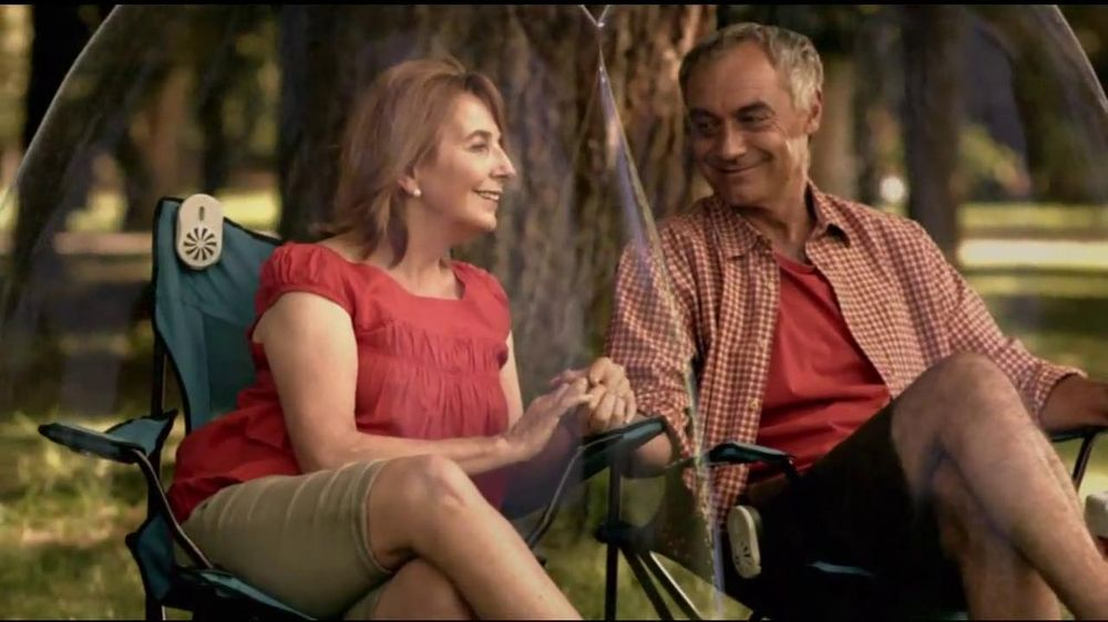 Off! TV Commercial For Clip-On Repellent