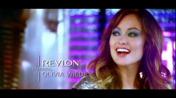 Revlon TV Spot For Colorstay Eyeshadow Featuring Olivia Wilde