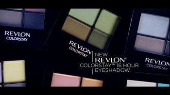 Revlon TV Spot For Colorstay Eyeshadow Featuring Olivia Wilde - Thumbnail 4