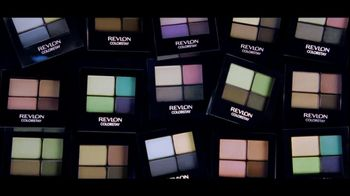 Revlon TV Spot For Colorstay Eyeshadow Featuring Olivia Wilde - Thumbnail 5