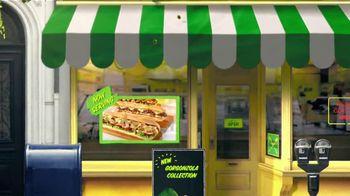 Subway Gorgonzola Collection TV Spot, 'Fun to Say' - Thumbnail 2