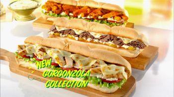 Subway Gorgonzola Collection TV Spot, 'Fun to Say' - Thumbnail 3