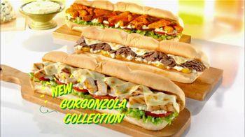 Subway Gorgonzola Collection TV Spot, 'Fun to Say' - Thumbnail 4