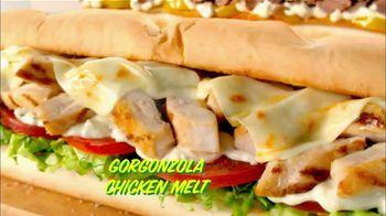 Subway Gorgonzola Collection TV Spot, 'Fun to Say' - Thumbnail 5