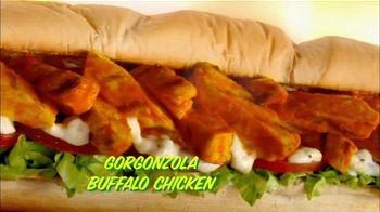 Subway Gorgonzola Collection TV Spot, 'Fun to Say' - Thumbnail 7