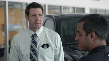 2012 Chevy Silverado TV Spot, 'Deals' Featuring Juan Pablo Montoya