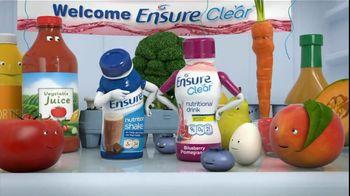 Ensure TV Spot For Ensure Clear - Thumbnail 5