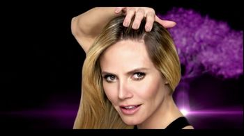 Clear Hair Care TV Spot, \'Wrong End of Hair\' Featuring Heidi Klum