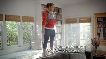 Bounty TV Spot For Bounty Paper Towels Featuring Shawn Johnson - Thumbnail 1