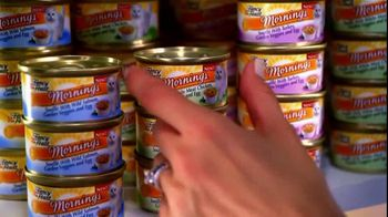 Fancy Feast Gourmet Cat Food TV Spot, 'Mornings' - Thumbnail 4