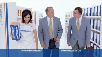 Progressive TV Spot For Competitors Loyalty Program  - 797 commercial airings