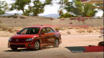 2012 Toyota Corolla TV Spot, 'Gas Station' - Thumbnail 9