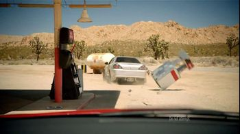 2012 Toyota Corolla TV Spot, 'Gas Station'
